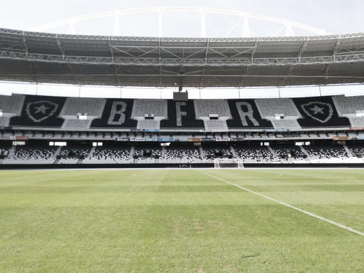 Botafogo faz valer fator casa e segue invicto em seus domínios no Brasileirão