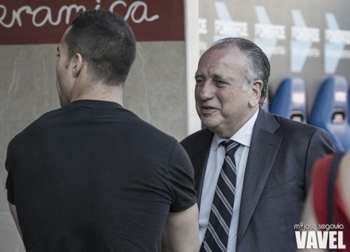 """Fernando Roig: """"Creo que hemos acertado con los dos fichajes"""""""