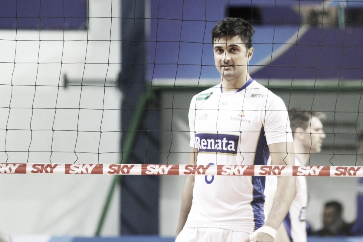 Destaque do Campinas, Leandro Vissotto é o maior pontuador da Superliga Masculina