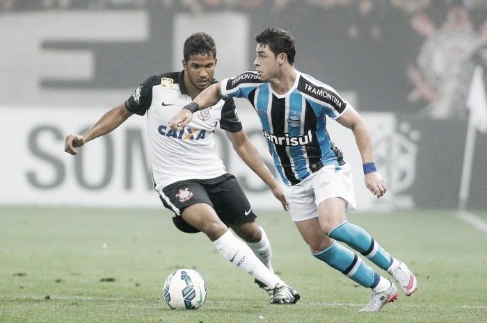 Corinthians e Grêmio estreiam em duelo entre campeão e terceiro colocado do último Brasileirão