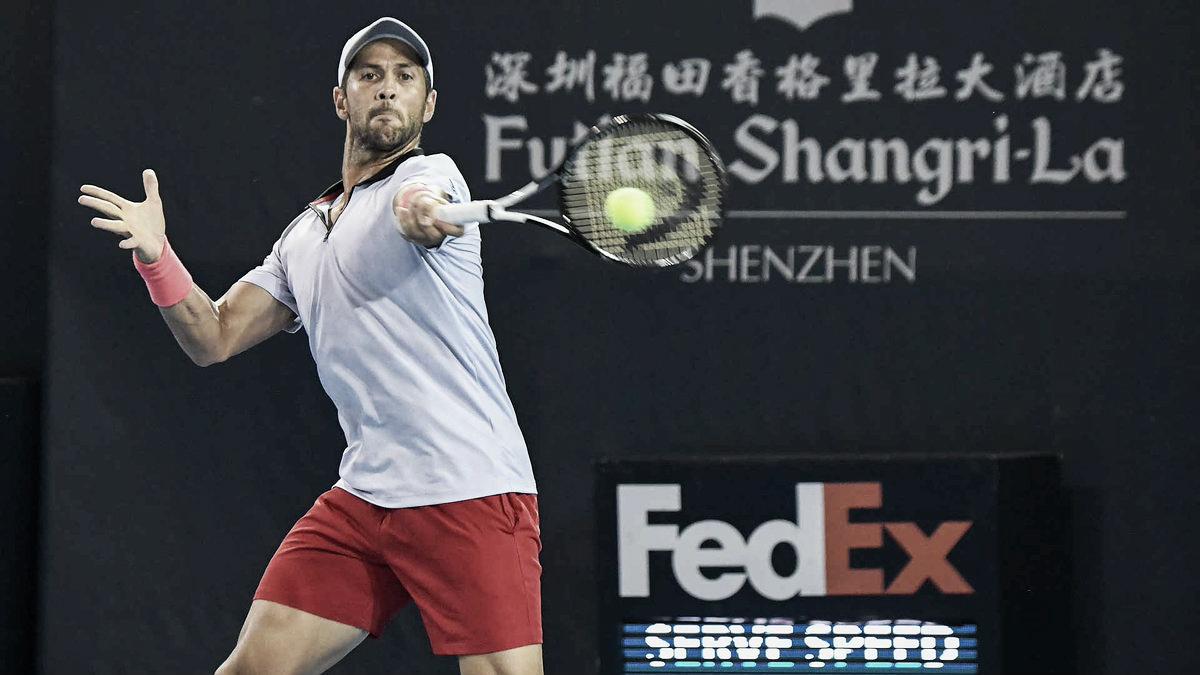 Verdasco bate Murray pela segunda vez seguida e avança às semis em Shenzhen