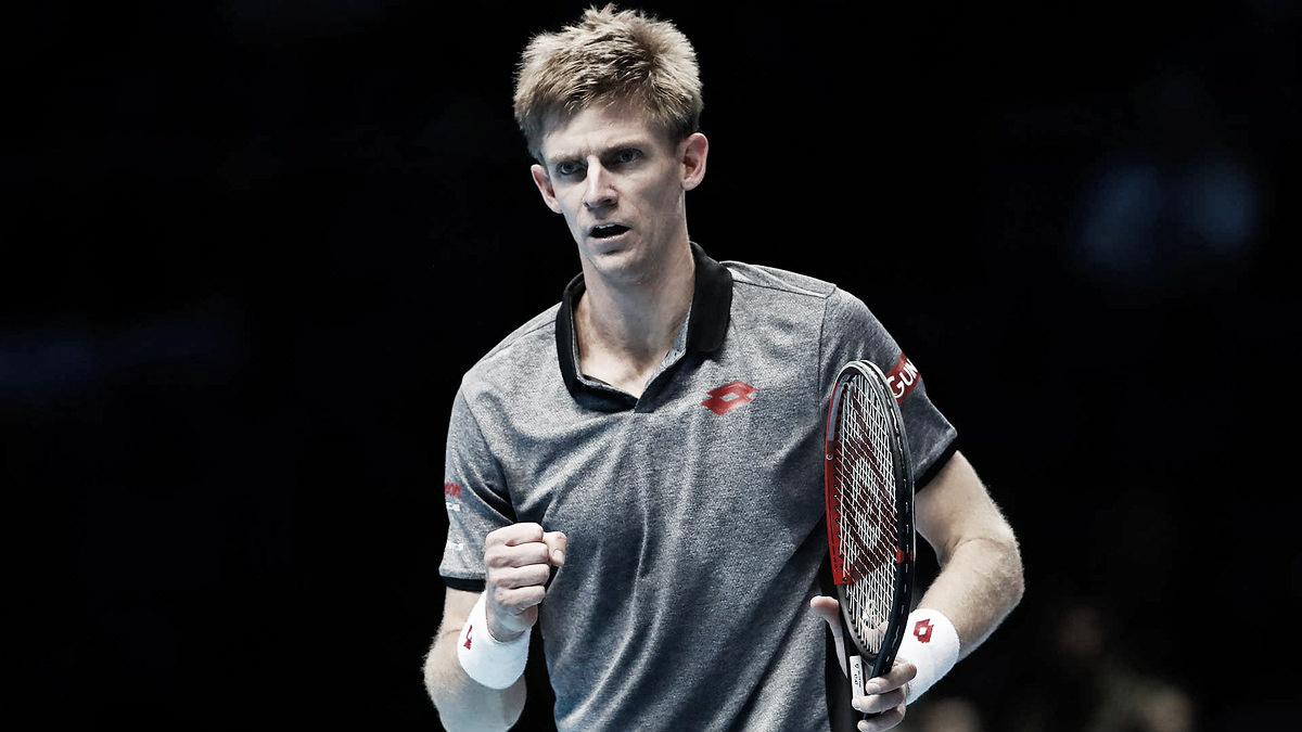Anderson atropela Nishikori e encaminha classificação no ATP Finals