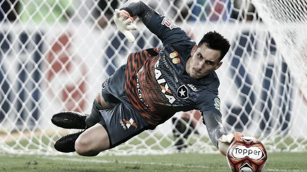 Grêmio busca Gatito, mas Botafogo nega interesse em vender atleta