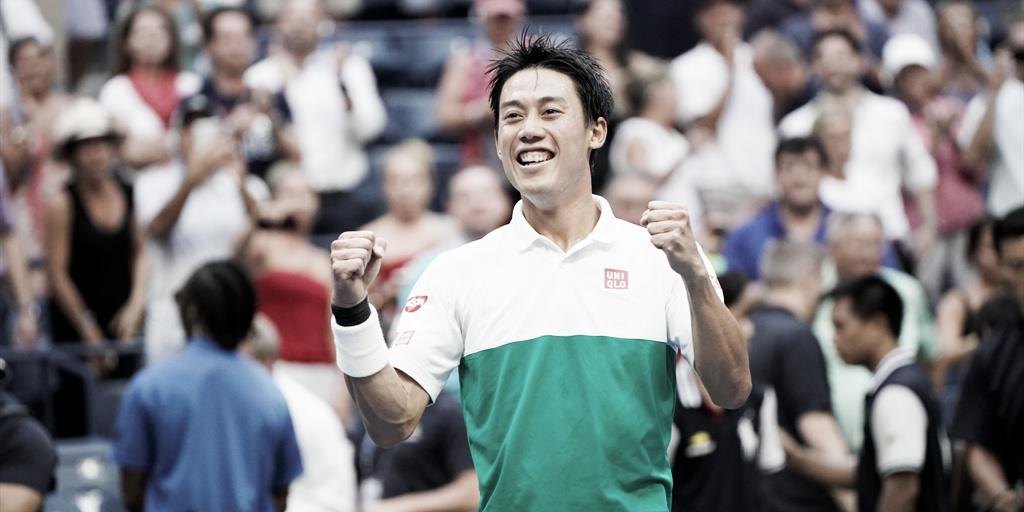 Nishikori bate Kudla e marca reencontro com Dimitrov nas quartas do ATP 250 de Brisbane