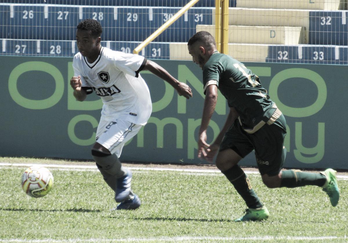 Botafogo vence América-MG e garante vaga nas oitavas de final da Copinha