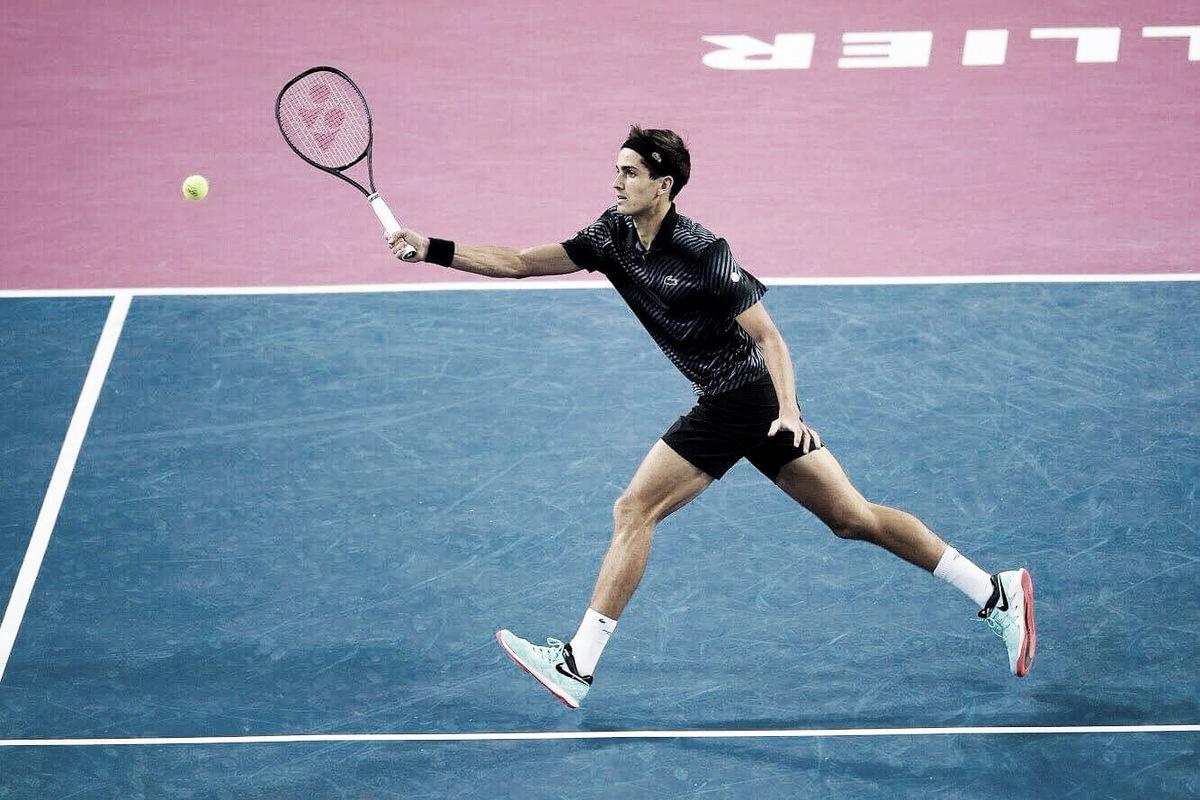 Herbert passa por Berdych e garante vaga na decisão do ATP 250 de Montpellier