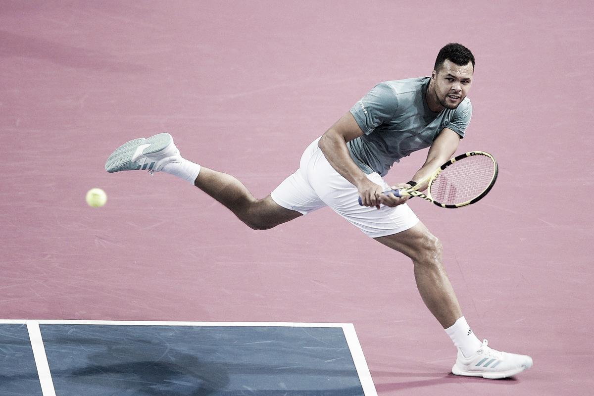 Tsonga vence Albot e garante final francesa no ATP 250 de Montpellier