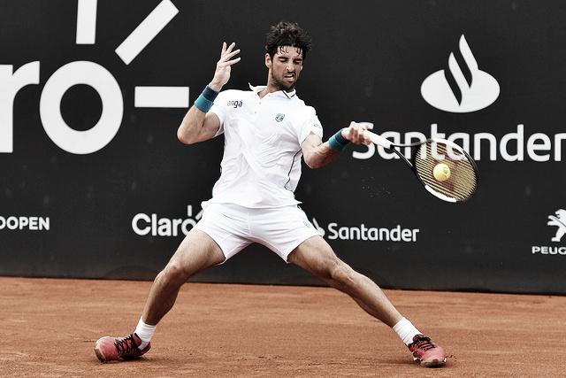Bellucci desperdiça chances, perde para Ruud e dá adeus ao quali do Rio Open