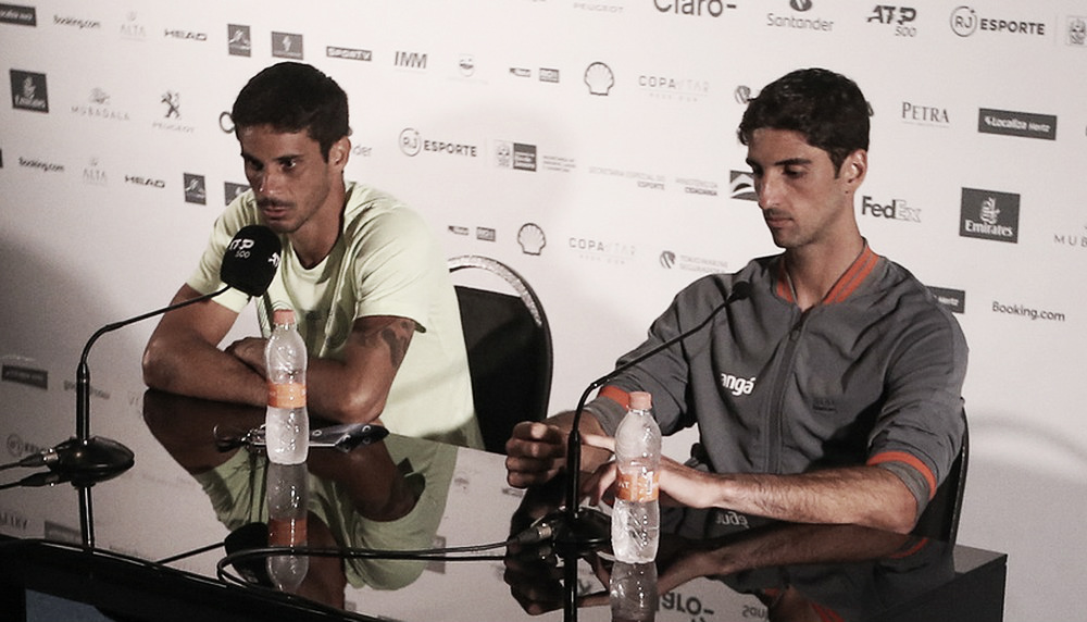 Sem convites para a chave principal, Bellucci e Rogerinho criticam Brasil Open