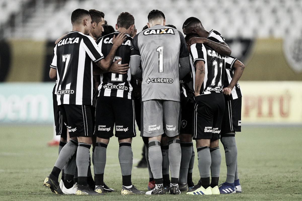 Em dia de possível estreia de Cícero, Botafogo encara o Cuiabá no Nilton Santos