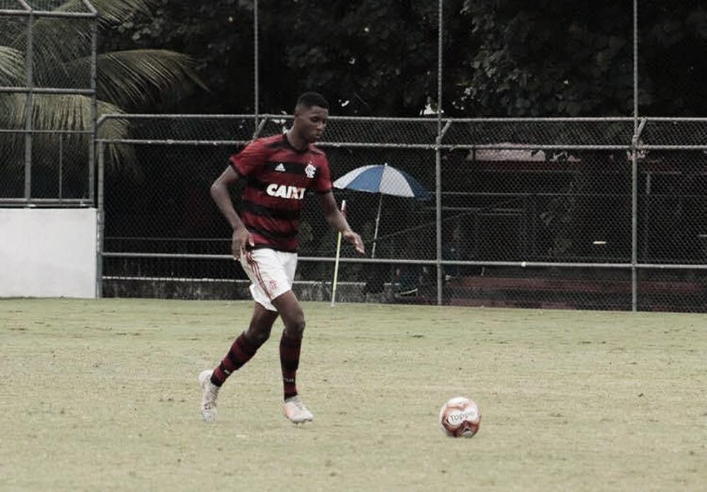 Sobrevivente do incêncio no CT do Flamengo, Jonatha Ventura recebe recado especial de Tite