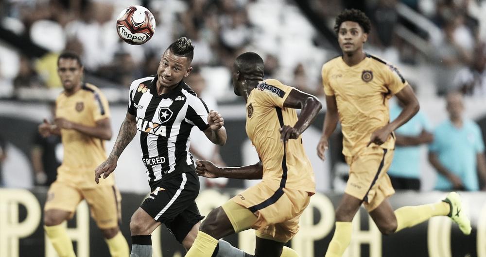 Botafogo recebe o Madureira para tentar se manter vivo na disputa pelo Campeonato Carioca