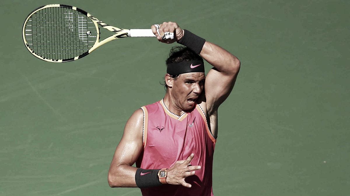 Com mais uma grande atuação, Nadal bate Krajinovic e se garante nas quartas em Indian Wells