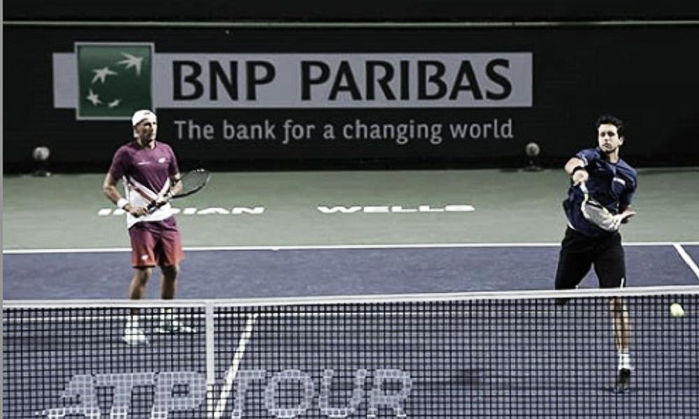 Melo/Kubot superam Djokovic/Fognini e vão à final em Indian Wells