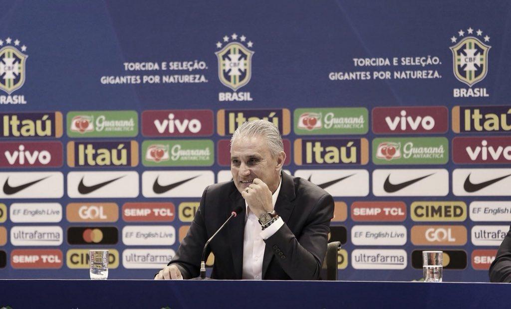 Seleção Brasileira terá novidades extracampo para a Copa América