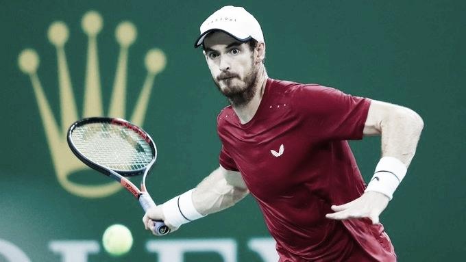 Tricampeão, Murray bate Londero de virada e estreia com vitória no Masters 1000 de Xangai