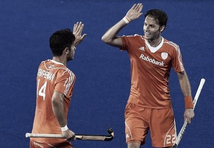 Holanda derrota Índia e confirma boa fase no Hóquei sobre grama masculino