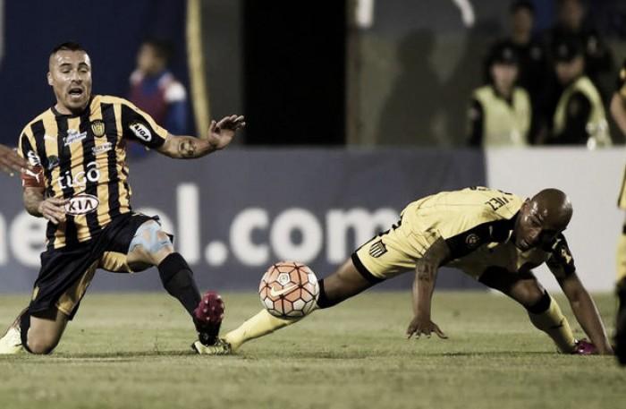 Potosí bate Universidad Católica e Peñarol empata com Luqueño na ida da Sul-Americana