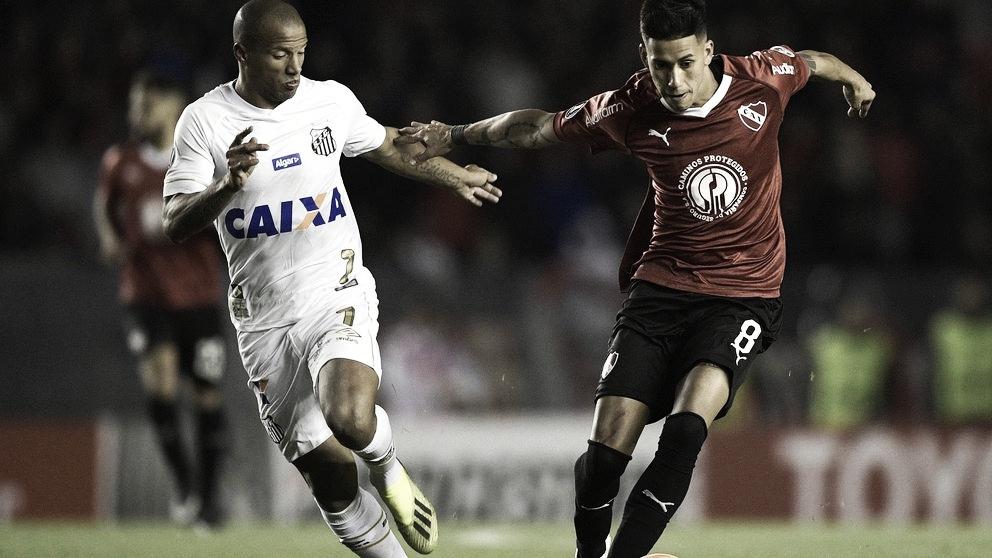 Así llega Santos
