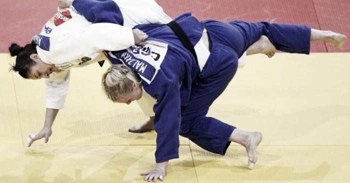Em luta difícil, Mayra Aguiar vence alemã Luise Malzahn e vai à semifinal do Judô