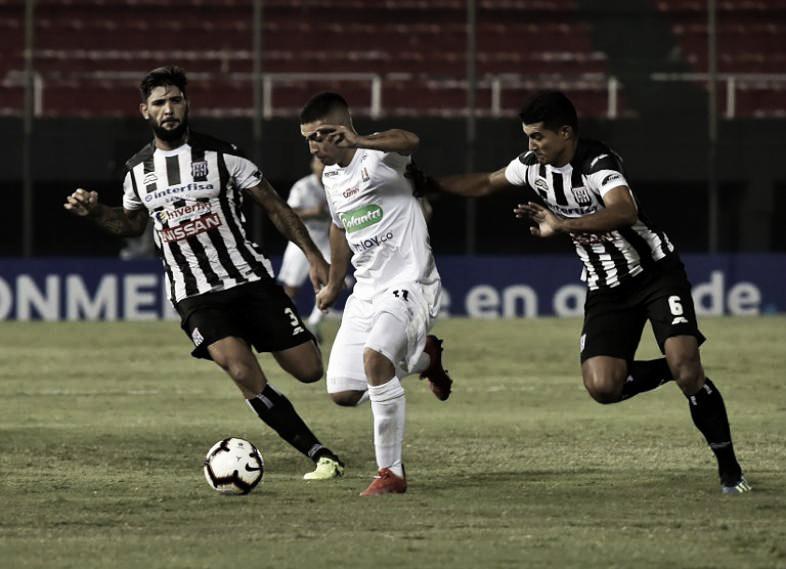 Once Caldas sacó un agónico empatecontra Deportivo Santaní