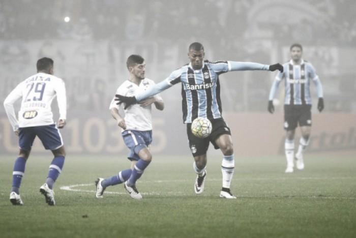 Em vantagem e com Arena lotada, Grêmio recebe Cruzeiro pelo jogo de volta da semifinal