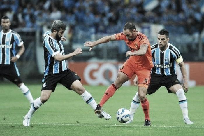 CBF confirma alteração de data da partida entre Grêmio e Sport