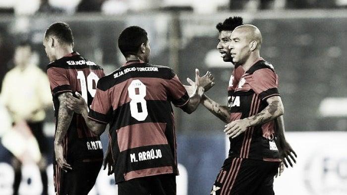 Flamengo X Palestino: Relembre jogo de ida pela Sul-Americana