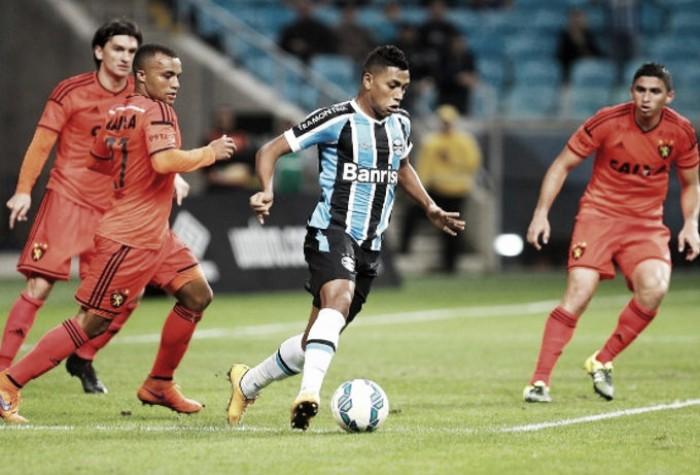 Grêmio recebe Sport com objetivo de alcançar G-6 no encerramento da rodada