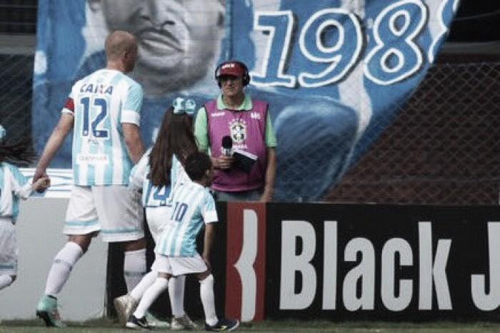 Após conquista do acesso, Avaí empata com Brasil de Pelotas na despedida do ano