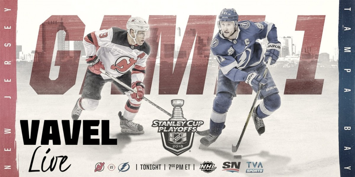 New Jersey Devils vs Tampa Bay Lightning: Live Stream Updates and Commentary