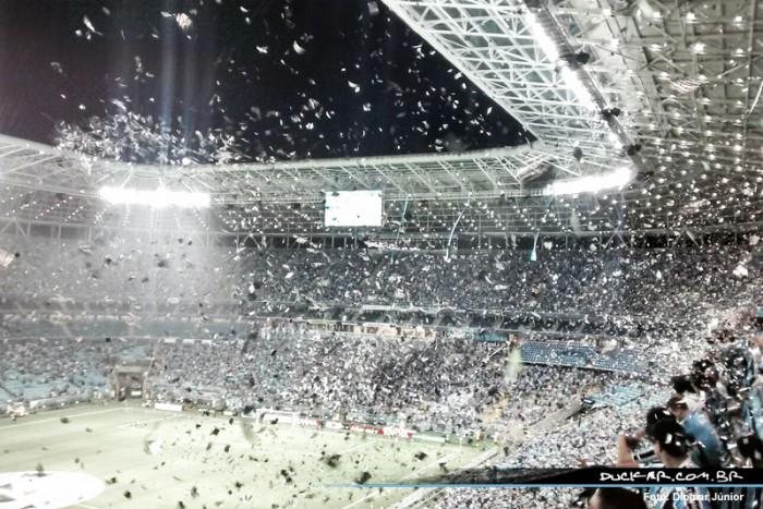 Torcida do Grêmio ultrapassa marca de 100 mil sócios