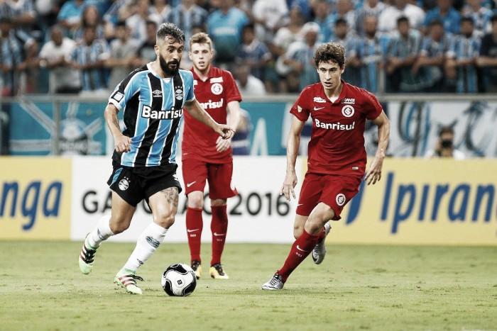 Após sucesso na Copa do Brasil, Grêmio e Inter duelam na Arena por objetivos distintos