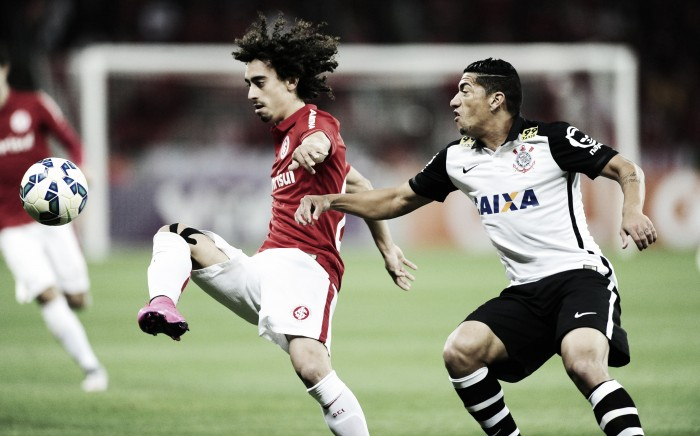 Visando recuperação, Internacional recebe vice-líder Corinthians no Beira-Rio