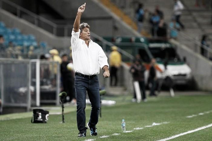 """Renato revela apoio a Grohe antes dos pênaltis: """"Falei que, de vilão, ia virar herói"""""""
