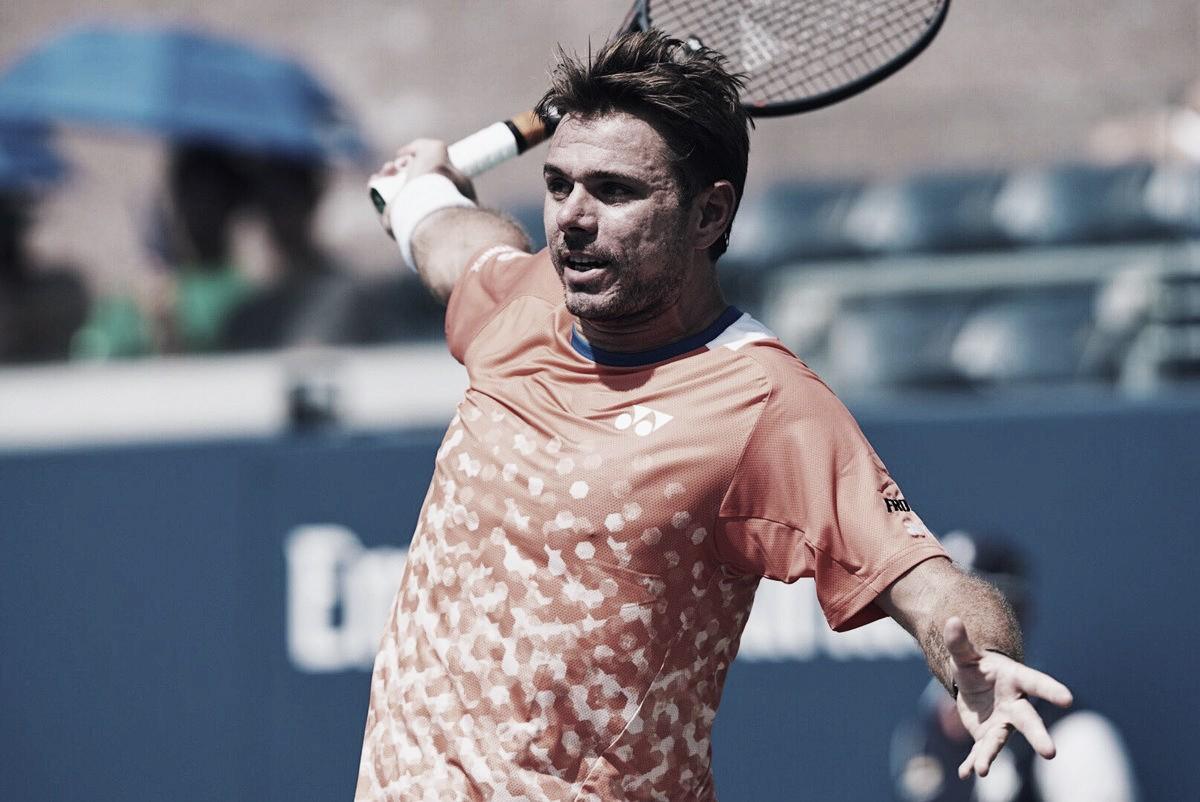 Em jogo disputado, Wawrinka bate qualifier Humbert e segue firme no US Open