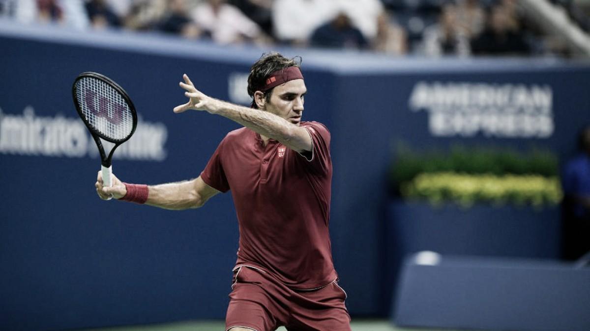 Federer despacha Nishioka em sua estreia no US Open