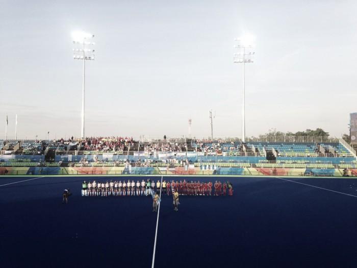 Estados Unidos surpreende e bate Argentina na abertura do Grupo B do hóquei feminino
