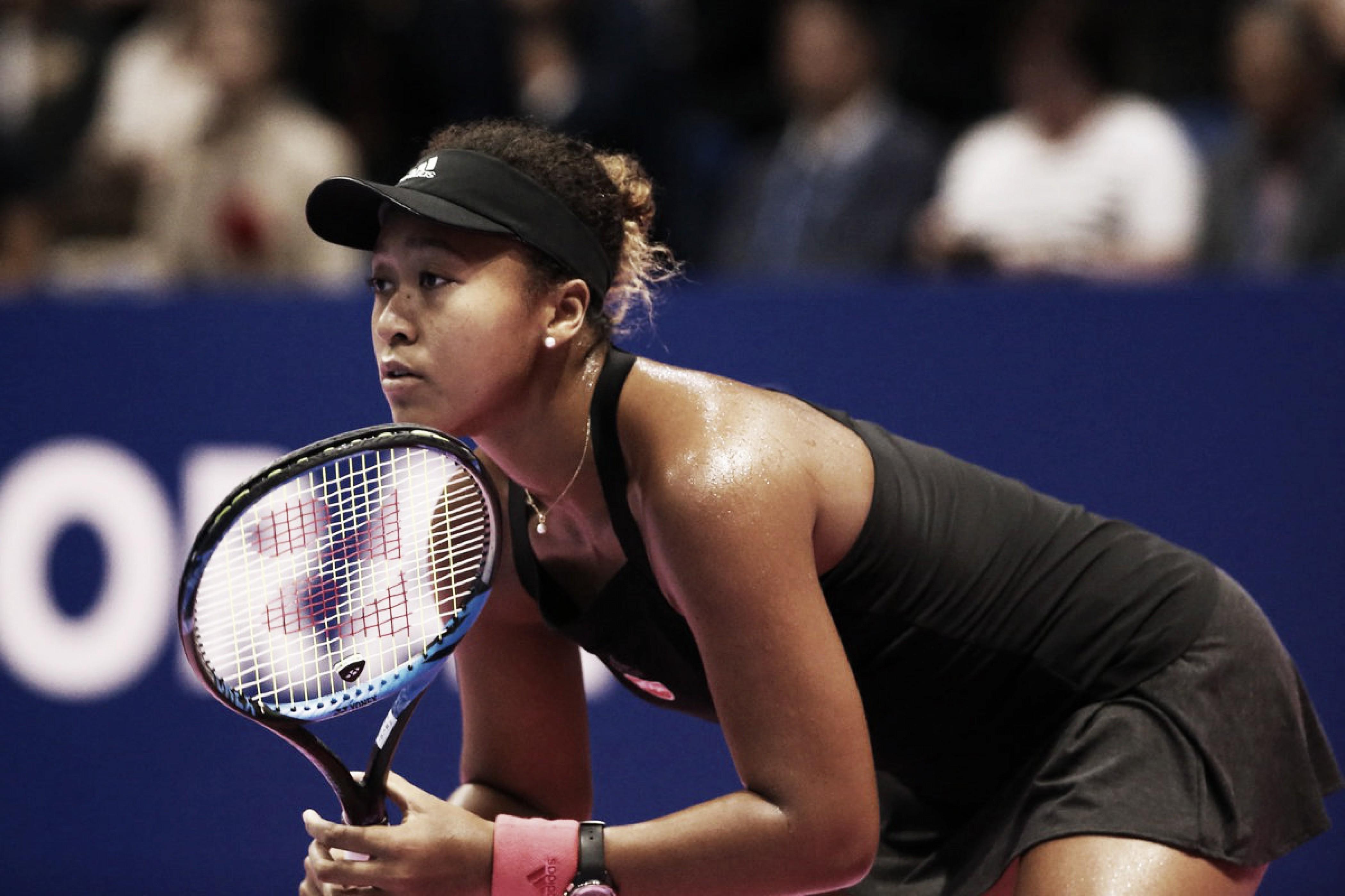 Jogando em alto nível, Osaka derrota Strycova e vai às semifinais em Tóquio