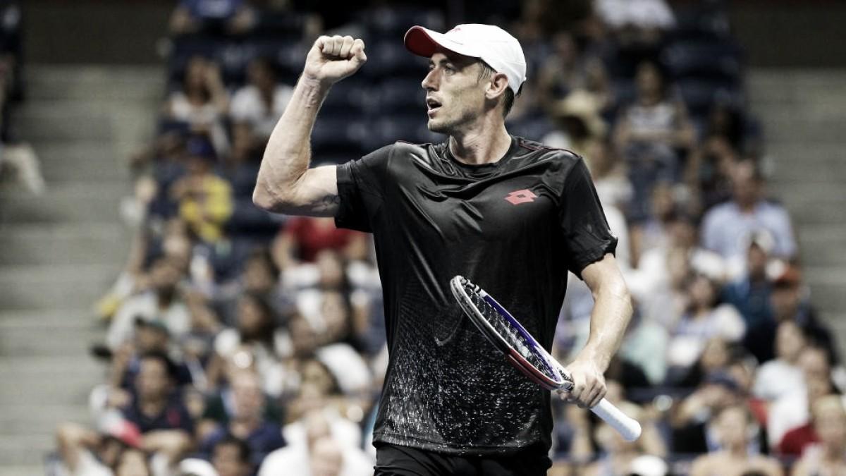 Millman faz história e elimina Federer nas oitavas do US Open