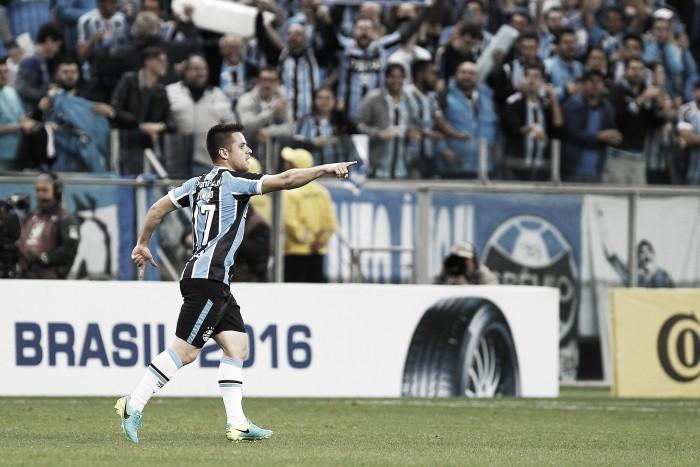 """Ramiro garante foco do Grêmio em dois torneios: """"Mais chances de atingir os objetivos"""""""