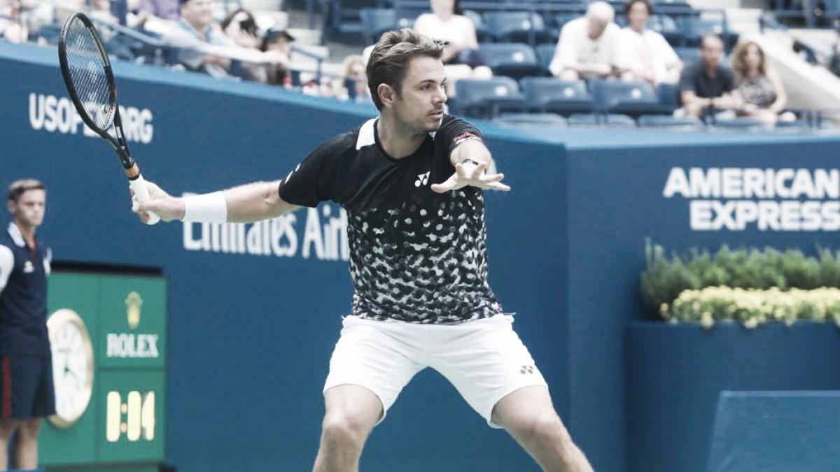 Voltando a jogar em alto nível, Wawrinka bate Dimitrov e estreia de forma convincente no US Open