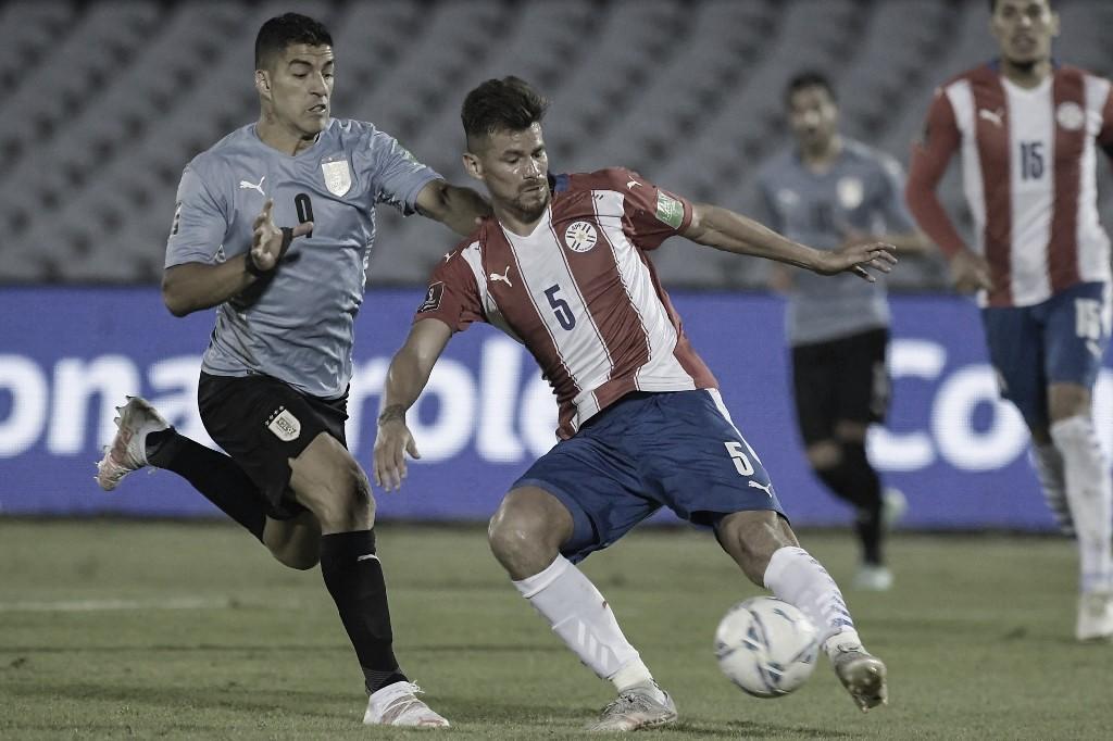 Uruguay y Paraguay se quedaron en cero