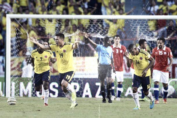 Historial: superioridad chilena ante la Selección Colombia
