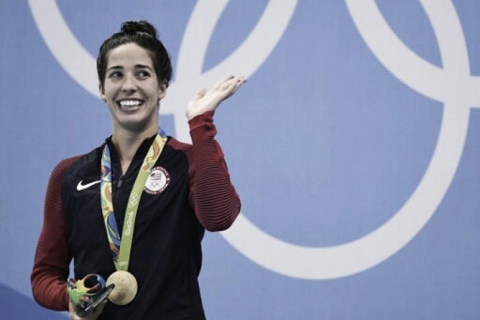 Rio 2016: Maya DiRado shocks Katinka Hosszu to win 200 meter backstroke