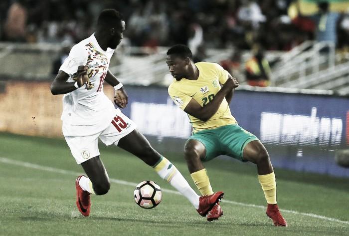 Senegal vence África do Sul e garante vaga na Copa do Mundo de 2018