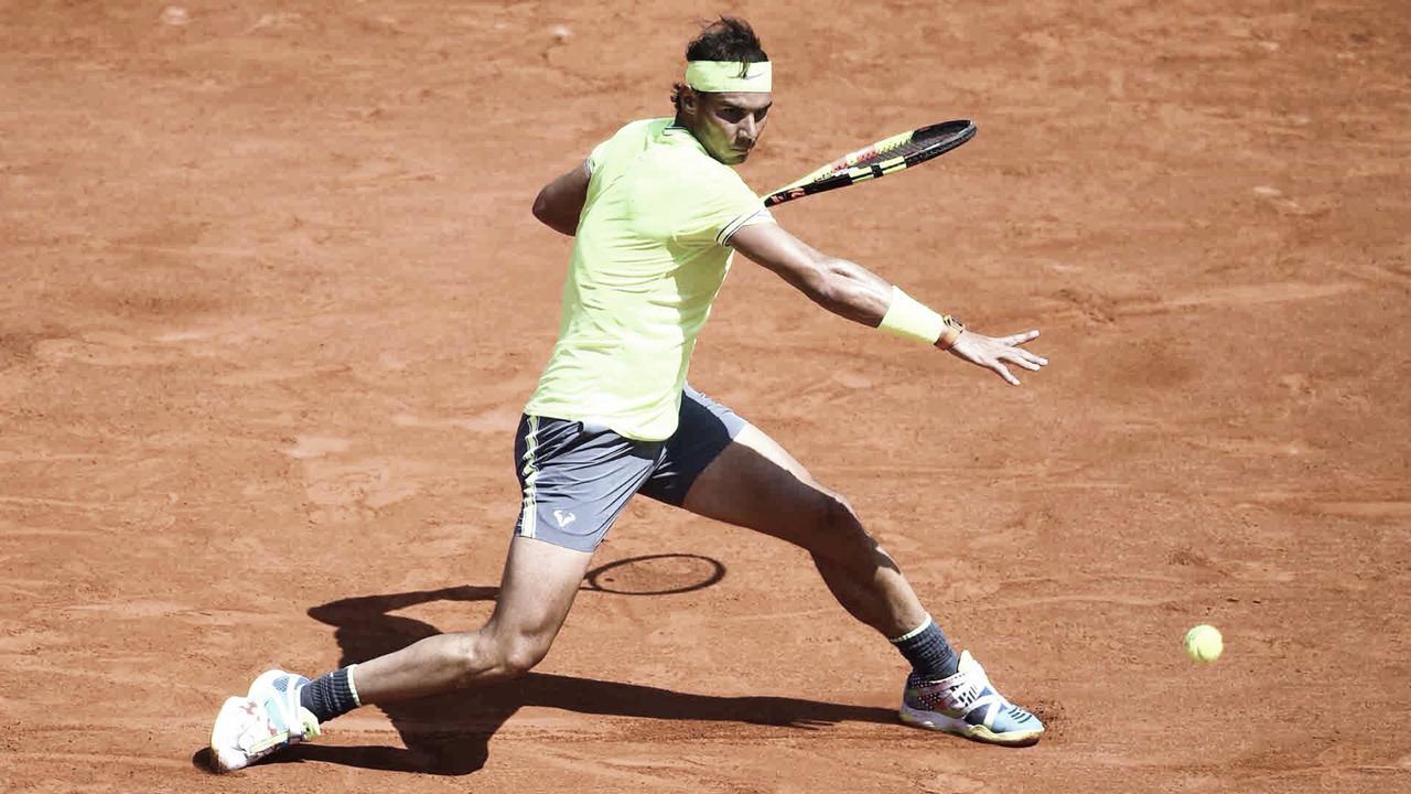 Com mais uma atuação segura, Nadal passa por Maden e avança em Roland Garros