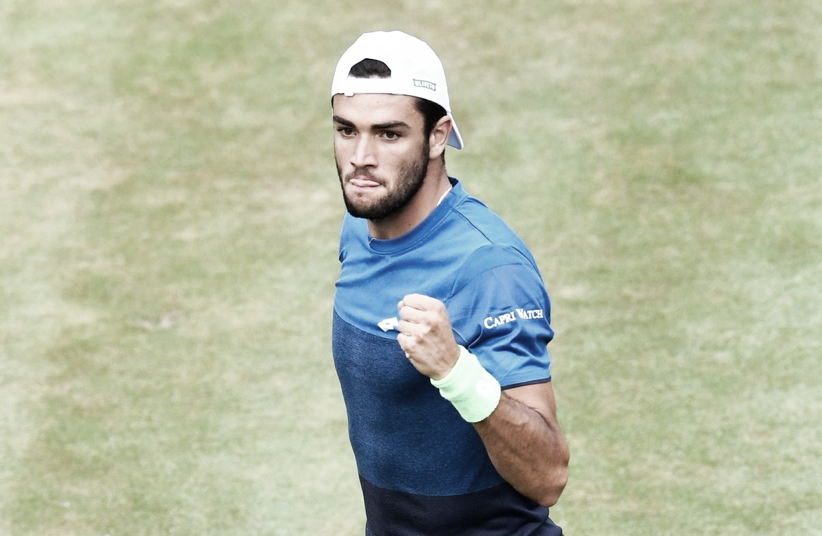 Jogando em alto nível, Berrettini bate Struff e se garante na final do ATP 250 de Sttutgart