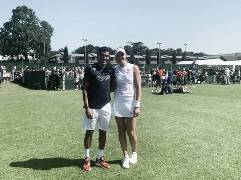 Tenistas número um do Brasil, Monteiro e Bia Haddad avançam à chave principal de Wimbledon