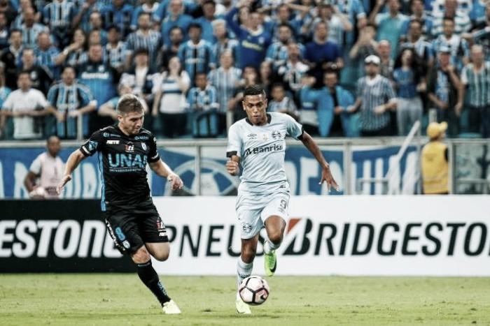 Resultado Deportes Iquique x Grêmio na Copa Libertadores da América 2017 (2-1)